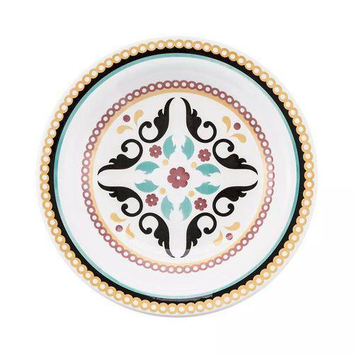 Prato fundo cerâmica 23cm - Oxford
