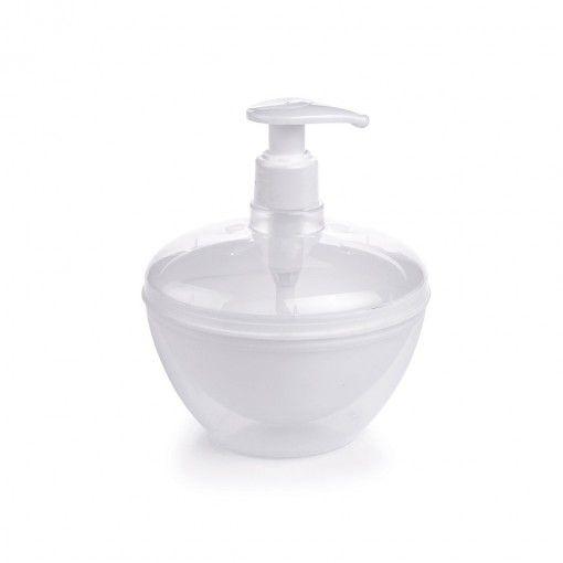 Porta sabonete líquido 380ml Dueto - Plasútil