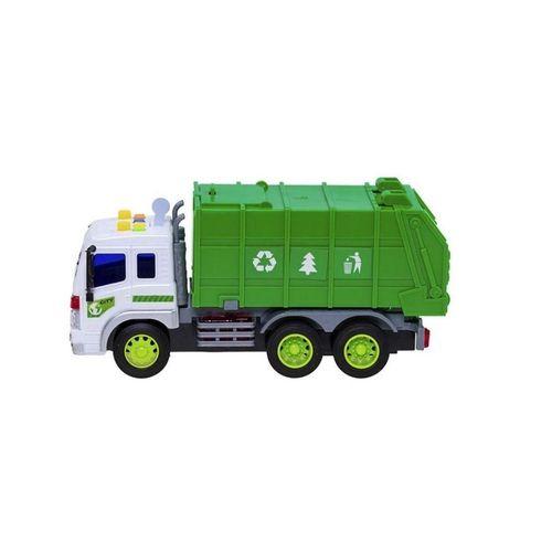 Caminhão reciclagem - BBR toys