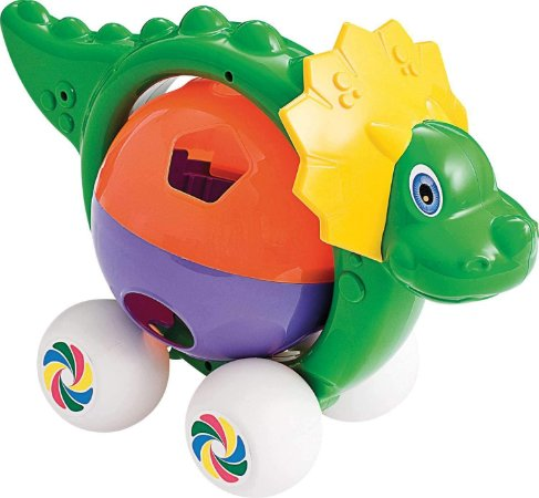 Mercossaurus didático - Merco toys