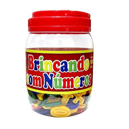 Brincando com números - Pais & Filhos