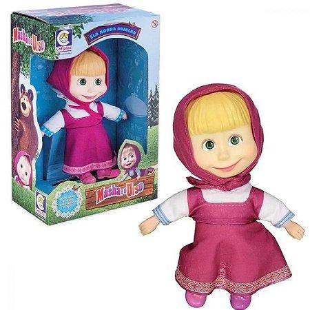 Boneca Masha e o Urso - Cotiplás