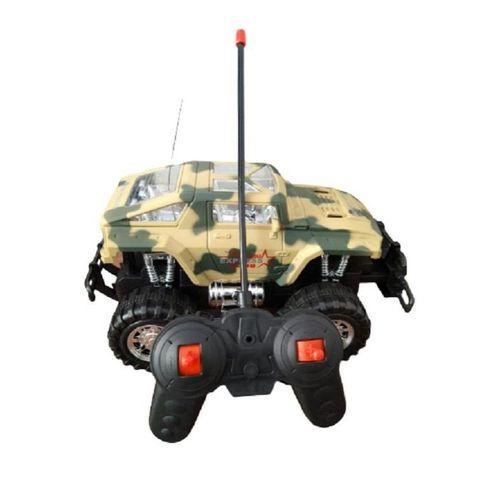 Carrinho Monster truck controle remoto - Beijatoys