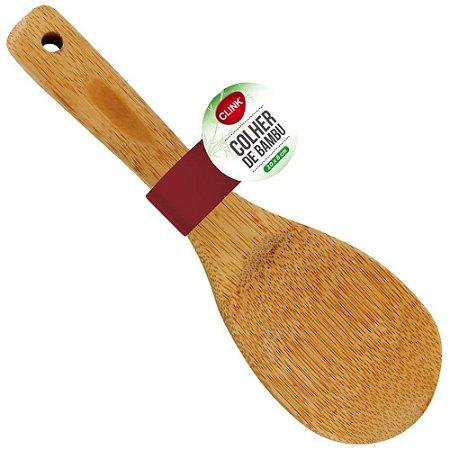 Colher de bambu 20x6cm - Clink
