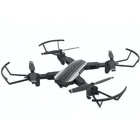 DRONE NEW SHARK CAMERA FULL HD FPV 80 METROS DE DISTANCIA 20 MINUTOS ES328