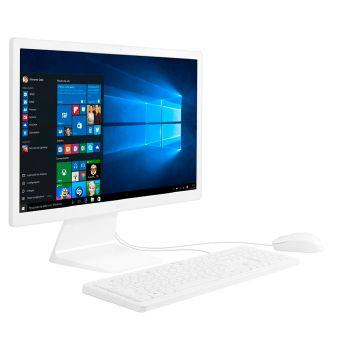 COMPUTADOR AIO LG 22V280 21,5 N4100 4GB HD500 W10 - 22V280-L.BY31P1