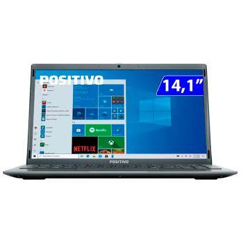 NOTEBOOK POSITIVO MOTION Q 14P QUAD 4GB 128GB W10 - 3002030