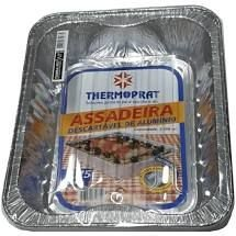 TAMPA PET P/ ASSAD RET 3750ml THERMOPRAT