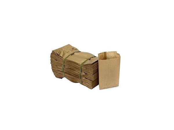 SACO PAPEL KRAFT 1/2kg (C/500un)