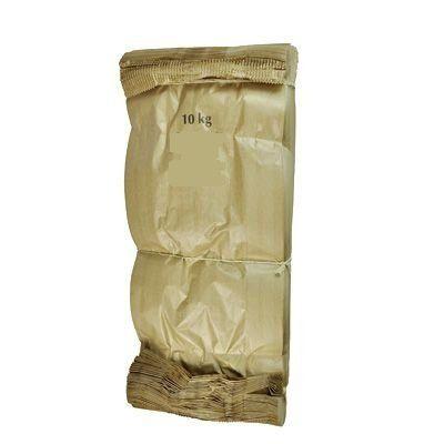 SACO PAPEL KRAFT 10kg (C/500un)