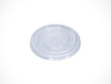 TAMPA PLAST TRANSP C/ FURO COPO/POTE PAPEL 180-240-80-100-150 C/ 50UN (TPF 71 PET)
