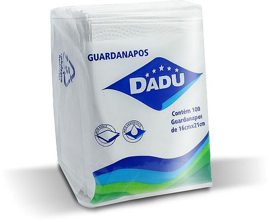 GUARDANAPO TV AMERICANO 16X21 (CX C/ 50 X 100un) - DADU