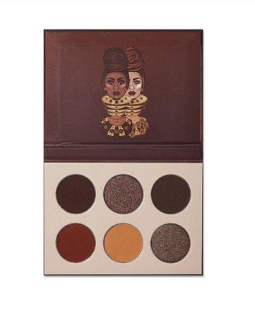 JUVIAS - Paleta de Sombras - The Chocolates