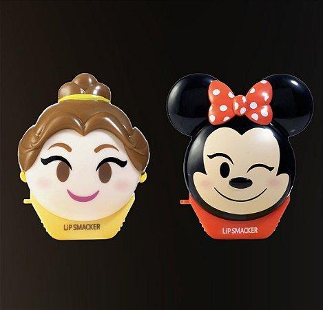 LIPSMACKER - Minnie e Bella (Emoji) 2 unidades