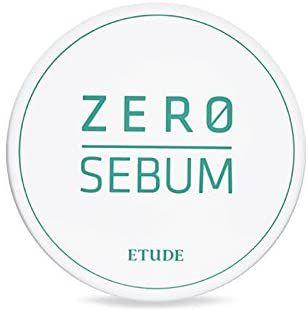 ETUDE HOUSE - Zero Sebum Drying Powder (6g)