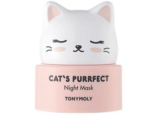 TONYMOLY - Cat's Purrfect - Night Mask (50g)
