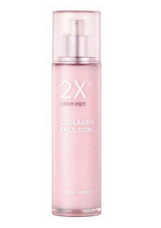 TONYMOLY - 2X® Collagen Emulsion (140ml)