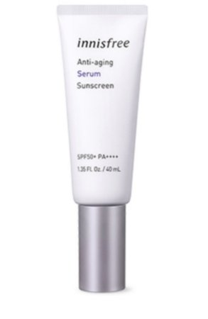 INNISFREE -  Anti-aging Serum Sunscreen SPF50+ PA++++ (40ml)