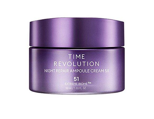 MISSHA - Time Revolution Night Repair Ampoule Cream 5X (50ml)