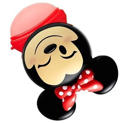 LIPSMACKER - Lip Balm - Minnie (emoji) - Sabor Morango