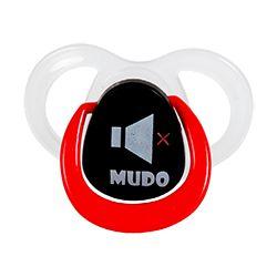 Chupeta Bico Ortodôntico Fun MUDO Baby Go - 6+