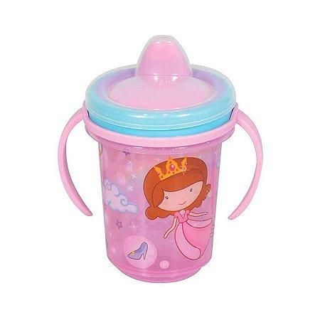 Caneca Infantil Princesas 330 ml