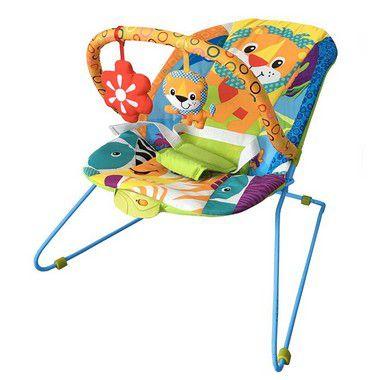 Cadeira Vibratoria de Descanço Baby Style
