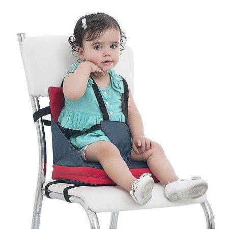 Assento Infantil  Elevatório Para casa ou Passeio - até15kg