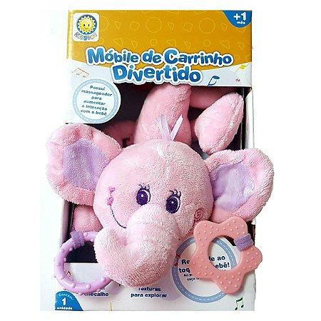 Mobile de Carrinho Kitstar Elefantinha