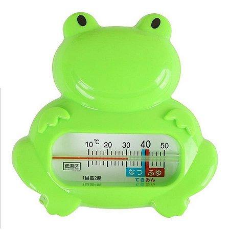 Termômetro Para Banho Sapinho