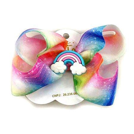Laço Duplo Arco iris