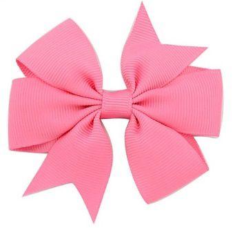 Laço Duplo Pink Claro