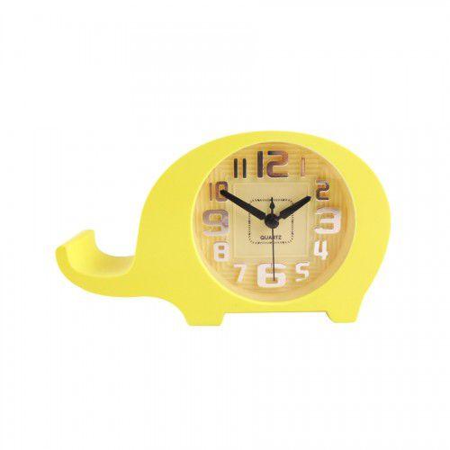 Relógio de Mesa Elefante Amarelo