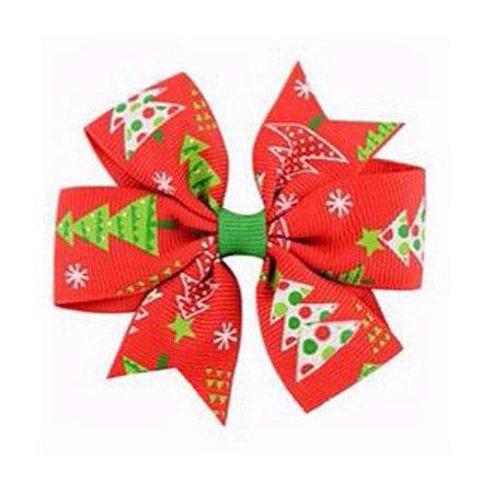 Laço Natal Vermelho - Árvores