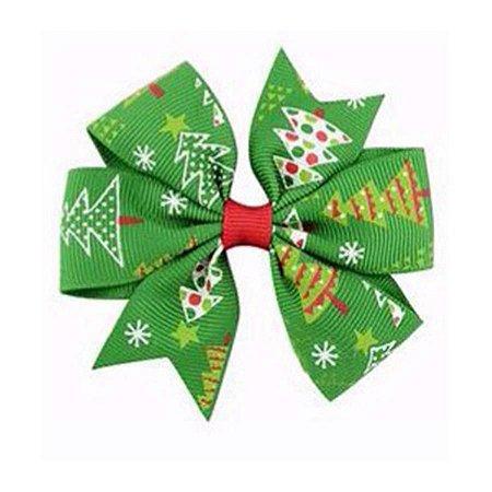 Laço Natal Verde - Árvores