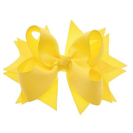 Laço Grande  Amarelo