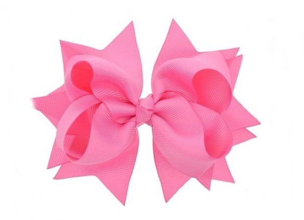 Laço Grande Pink Claro
