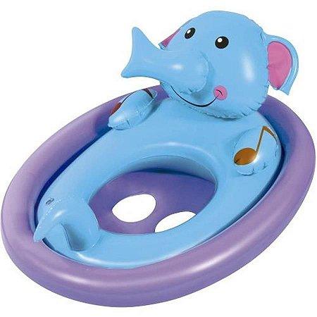 Boia Seat Inflável Elefante