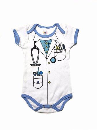BODY DIVERTIDO MEDICO BABY