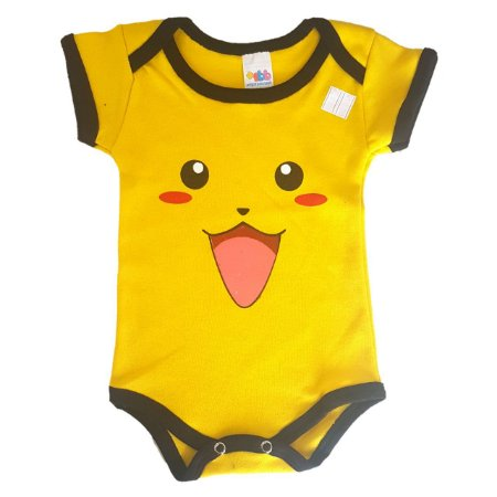 BODY DIVERTIDO PIKACHU