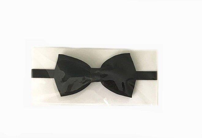 Gravata Borboleta Preta