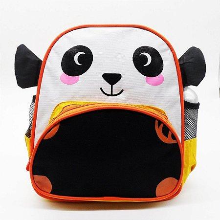 Mochila Infantil Bichinhos - Panda