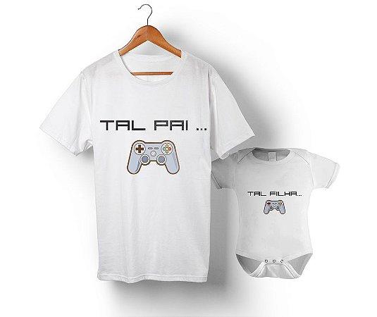 Tal Pai, Tal Filha Gamer - Menina