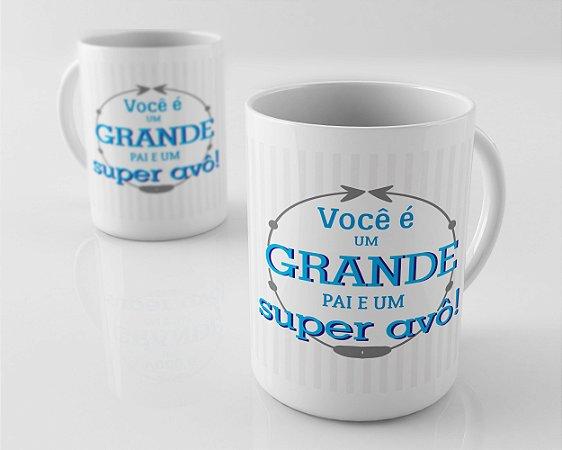 Caneca Super Avô