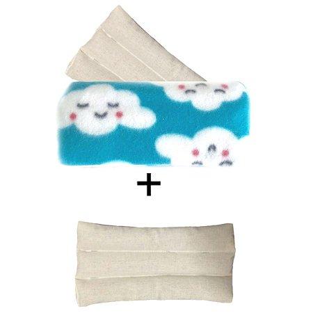 Bolsa Térmica de Sementes Nuvens  + Refil