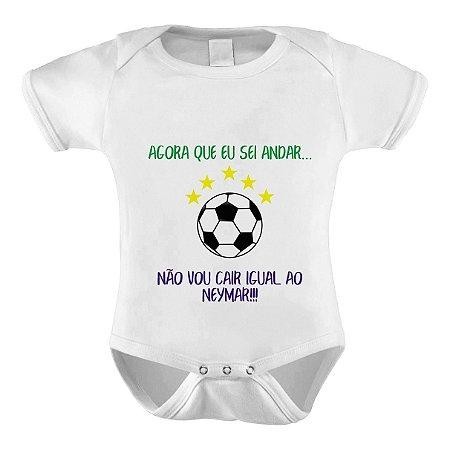 Body ou camiseta - Meme da Copa cai cai