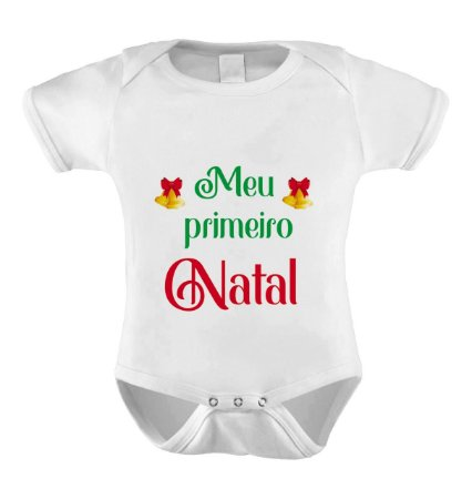 Body Divertido - Meu 1 natal