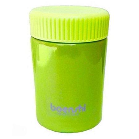 Pote / frasco Térmico 260 ml Verde