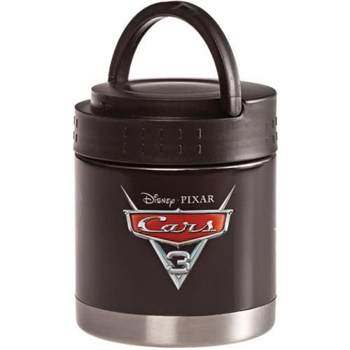 Pote / Frasco Térmico de Inox - Disney - Carros - Girotondo