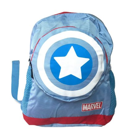 Mochilinha Infantil Marvel - Capitão América
